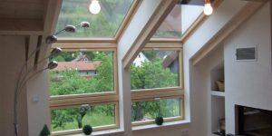 Wohnraumgestaltung Erlenbach Holzbau Freisinger
