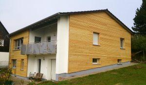 Umweltschonend modernisieren mit Holz