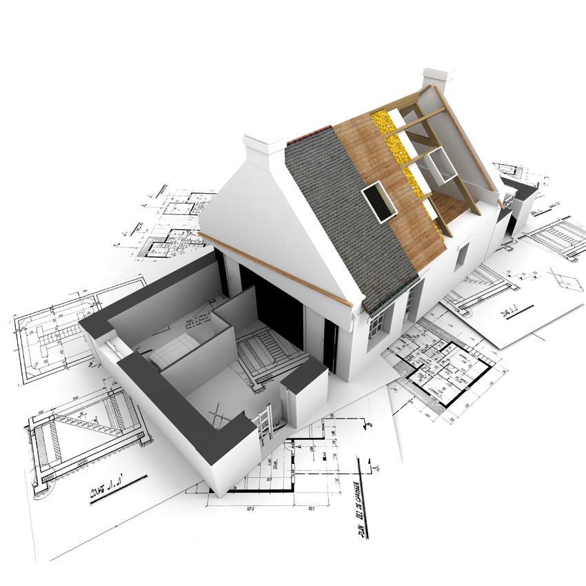 Schlüsselfertiges Holzhaus