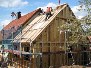 Haus Anbau in Erlenbach