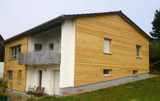 Ökologischer Holzbau Modernisierung