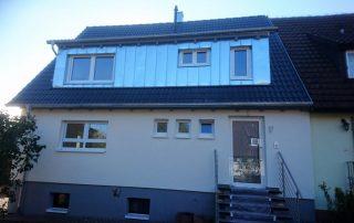 Dach- und Wandmodernisierung Triefenstein