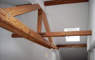 Dachgeschossausbau Erlenbach