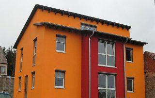 Neubau von Holzhäusern Einfamilienhaus Rimpar