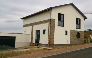 Neubau von Holzhäusern Waldbrunn