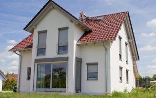 Neubau von Holzhäusern Einfamilienhaus Wertheim
