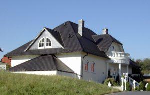 Ökologischer Holzbau Einfamilienhaus