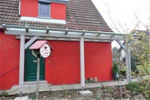 Haustürüberdachung in Marktheidenfeld