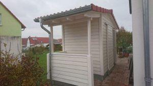 Gartenhaus, Gerätehaus Gerbrunn