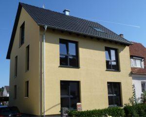Haus Aufstockung in Klein-Ostheim