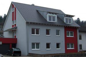 Haus Aufstockung Marktheidenfeld