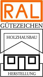 Holzhausbau Herstellung Gütezeichen