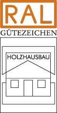 Holzhausbau komplett Gütezeichen