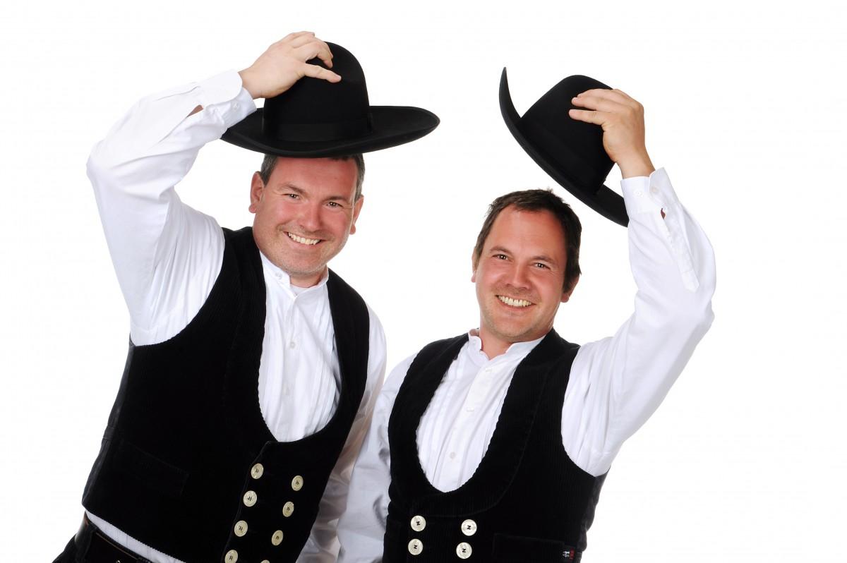 Thomas und Michael Freisinger Zimmerei Erlenbach