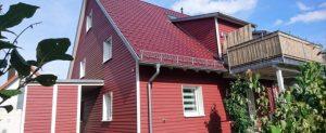 Haus Aufstockung und Anbau